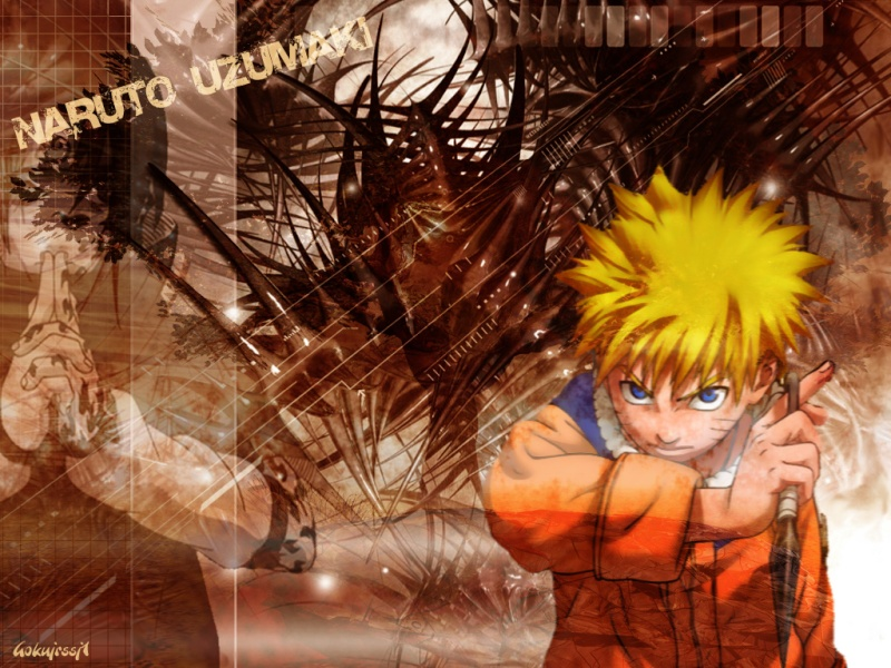 Galerie d'images Naruto - Page 2 Wallp-28