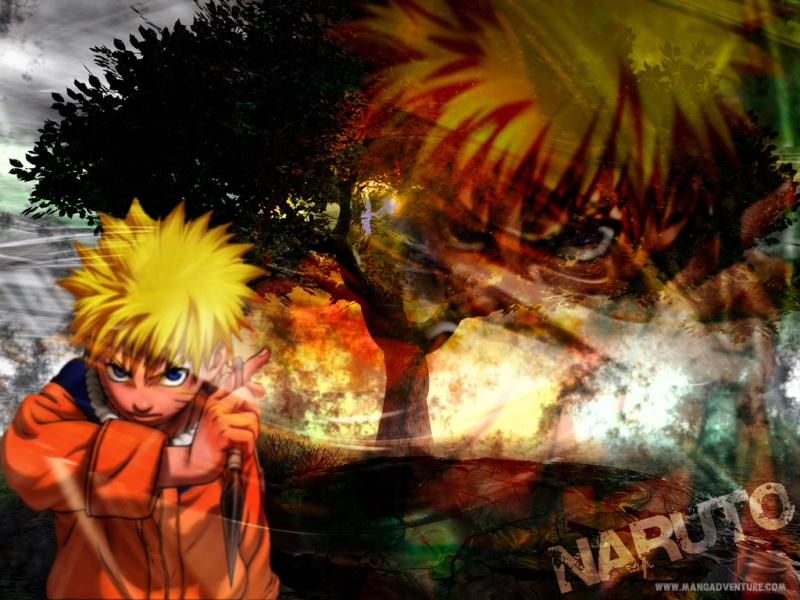 Galerie d'images Naruto - Page 2 Wallp-30