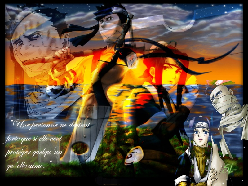 Galerie d'images Naruto - Page 2 Wallp-37