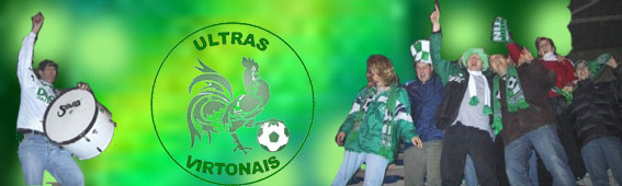 Ultras Virtonais - Fan Club Excelsior Virton