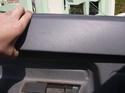 [ Renault super 5 ] démontage d'une garniture de porte (tuto) Hpim1613