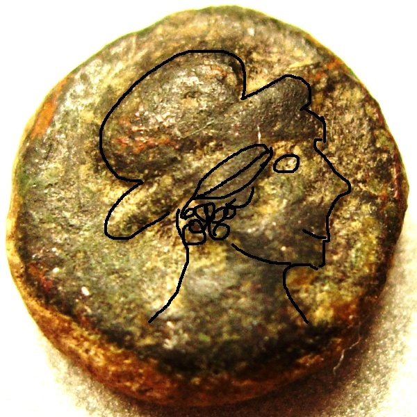Bronce de Antipolis (Galia) ? 40181410
