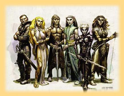 Les Haut Elfes
