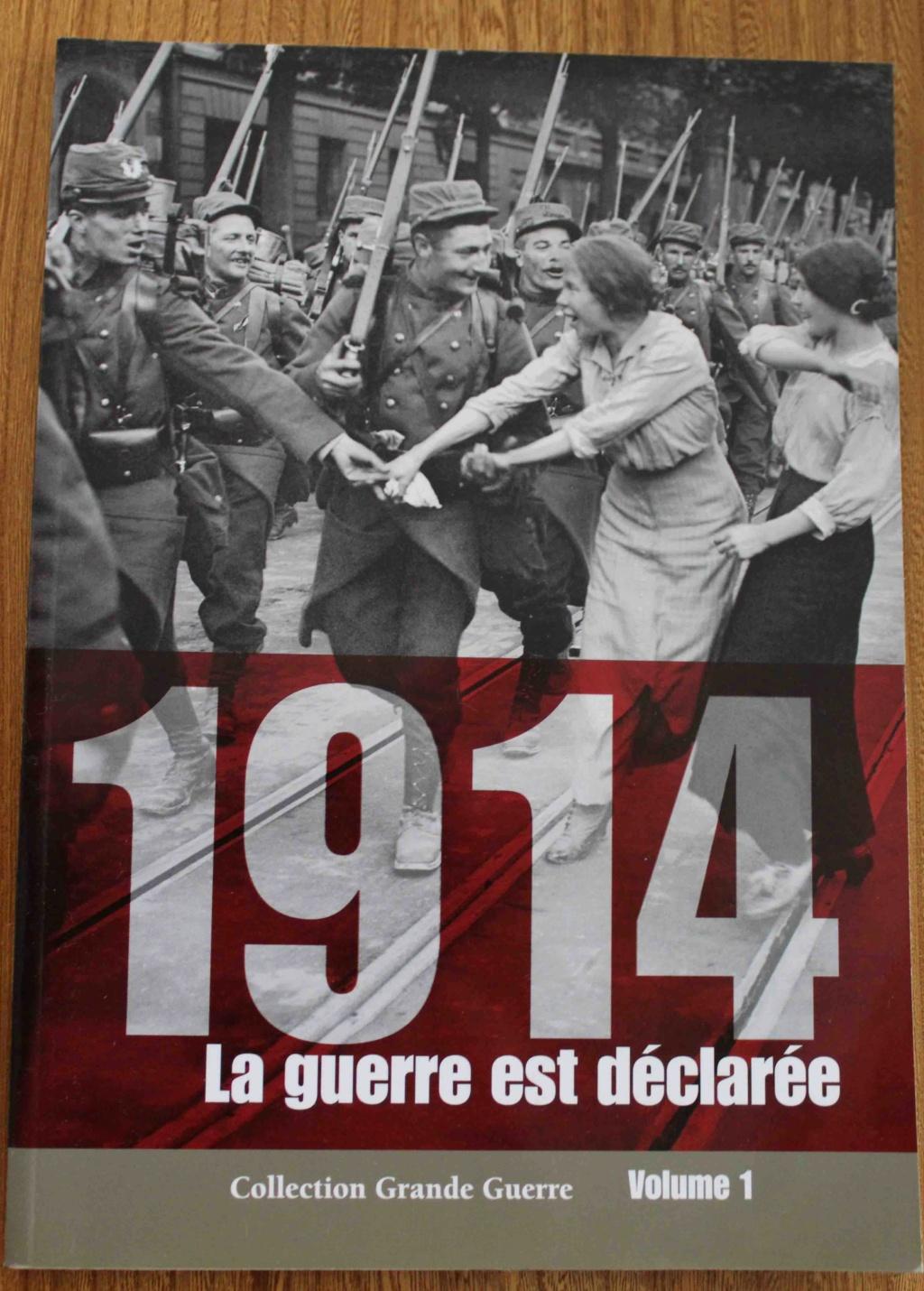 vends livres WW1 191410