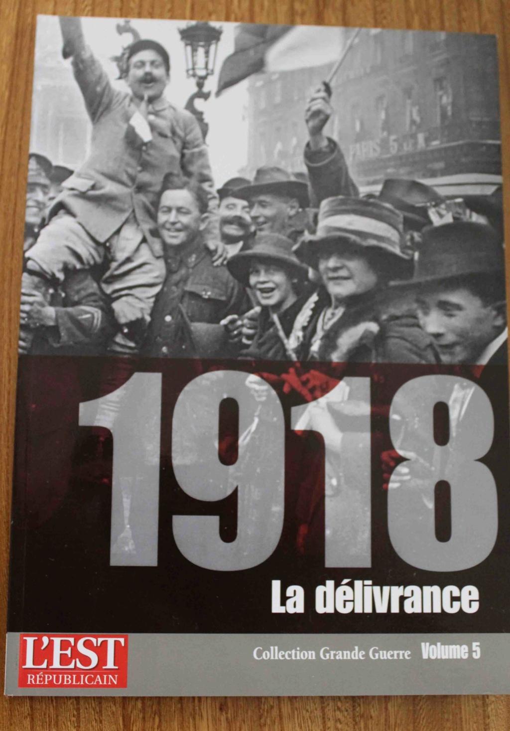 vends livres WW1 191810