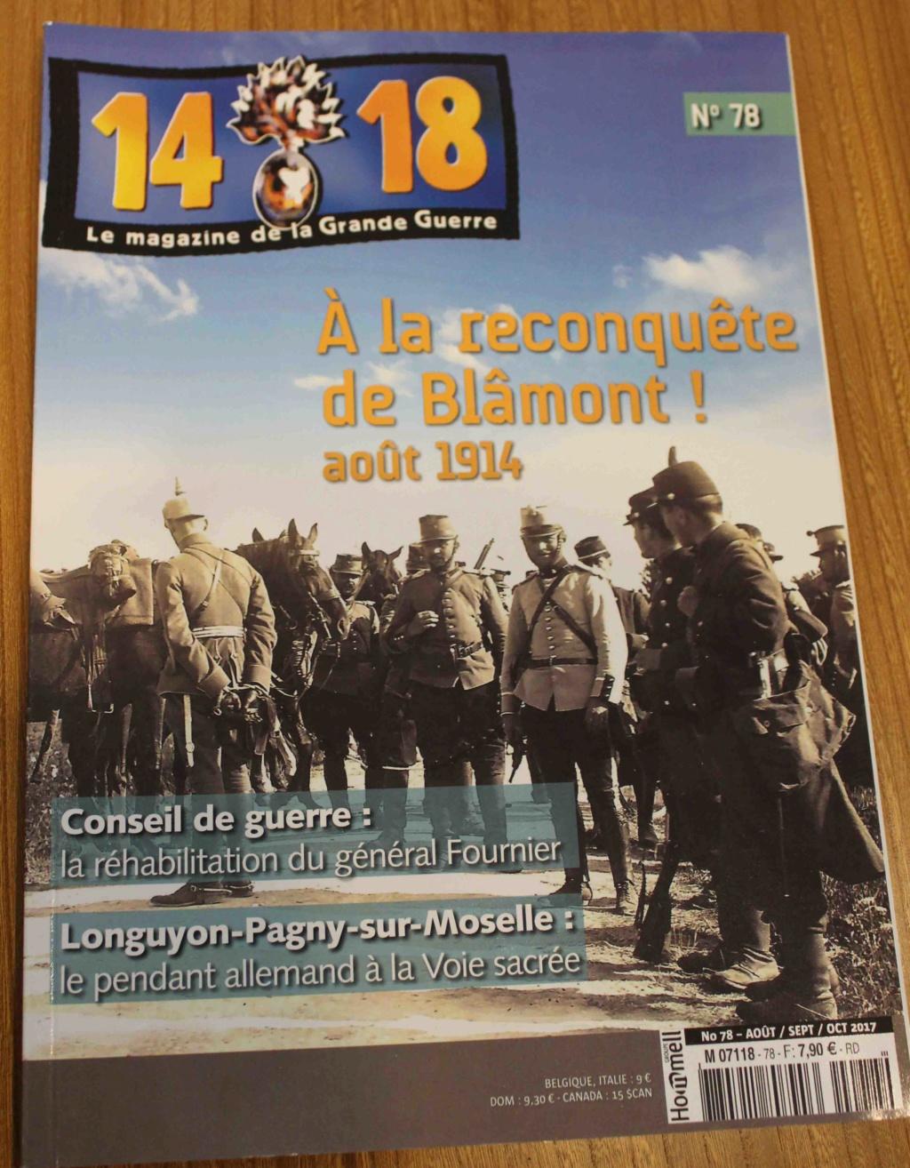 vends livres WW1 Blamon10