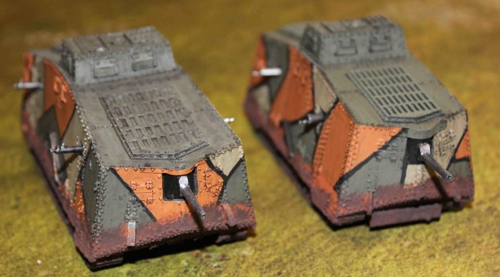 vends armées WW1 (vendu) Chars11
