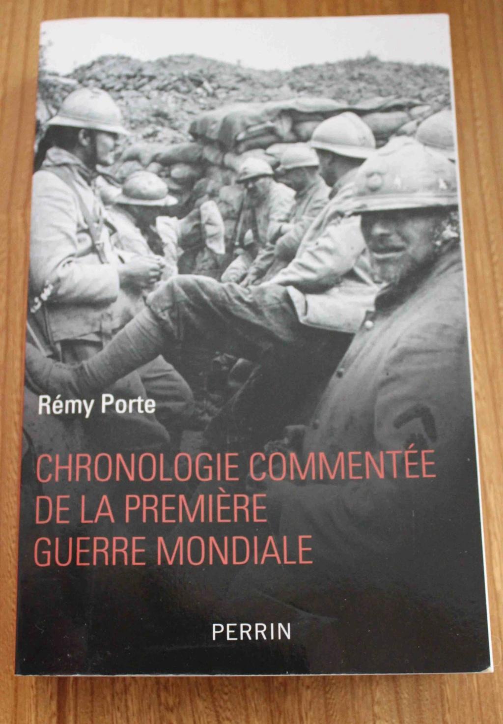 vends livres WW1 Chroni10
