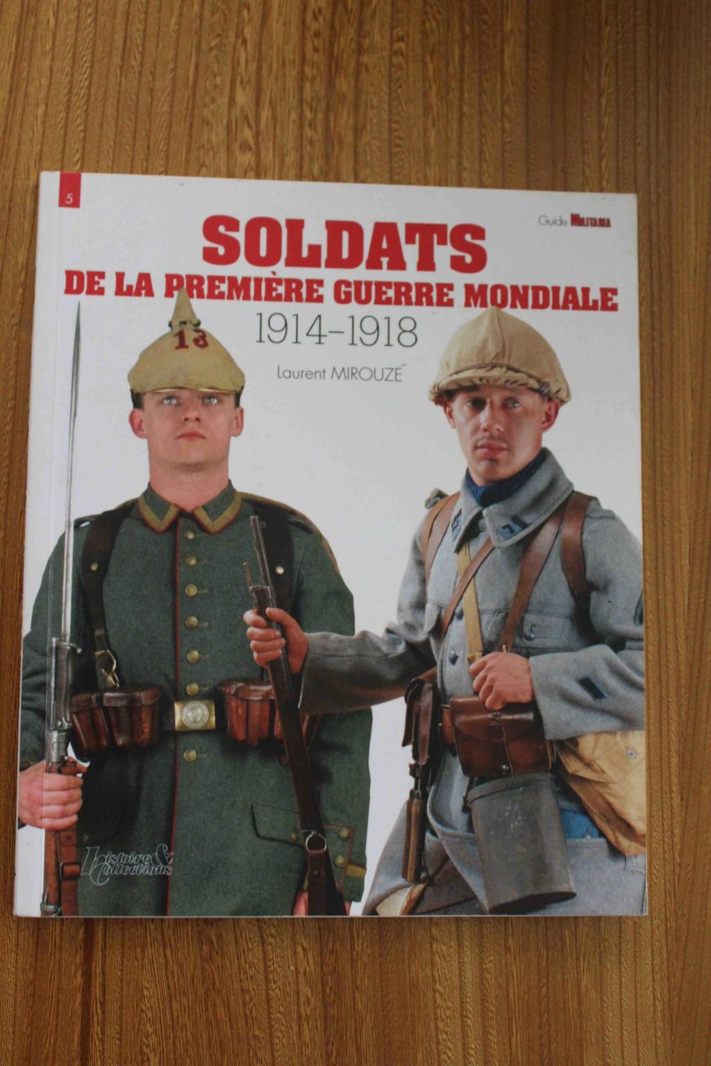 vends livres WW1 Costum10
