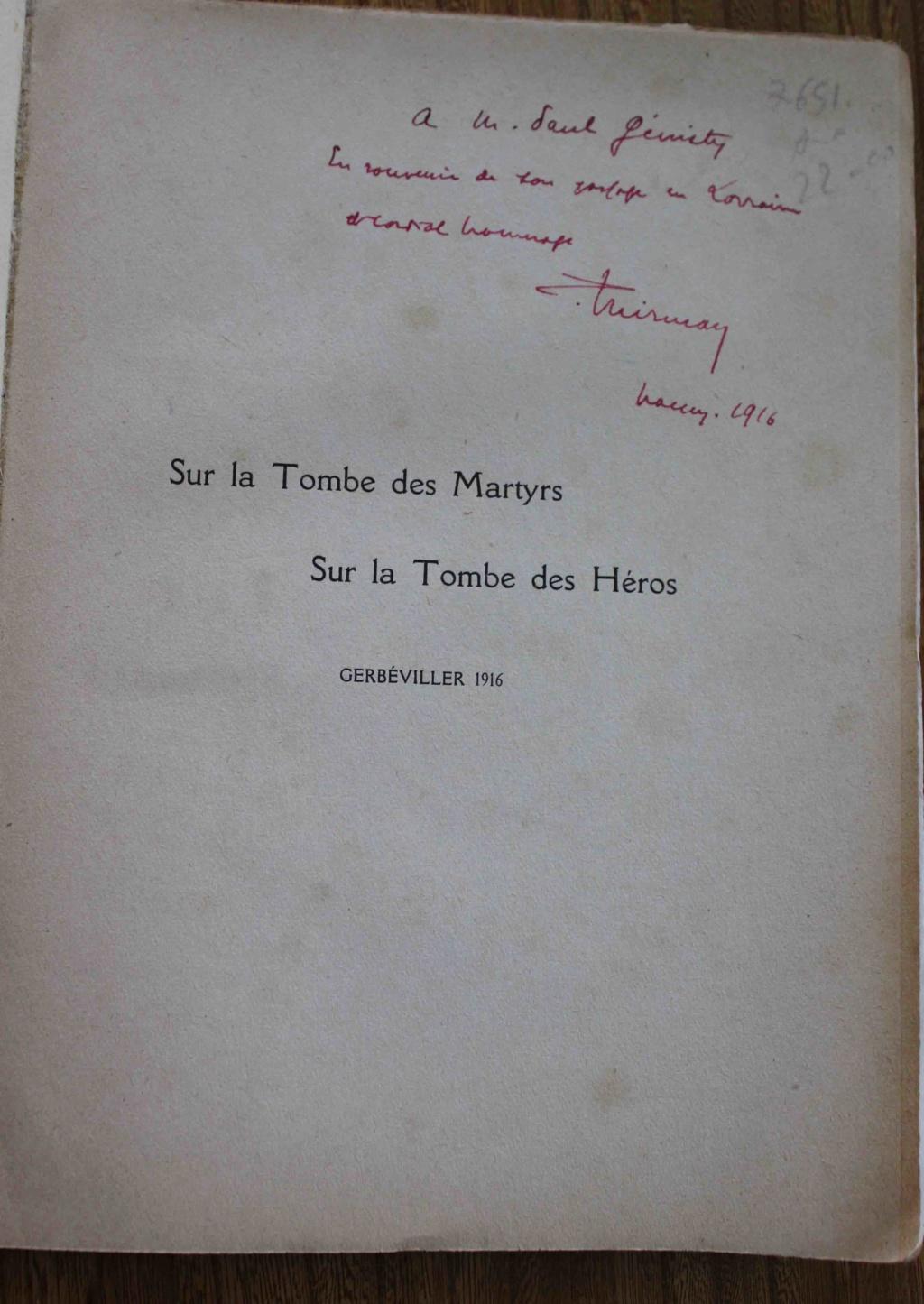vends livres WW1 Dedica11