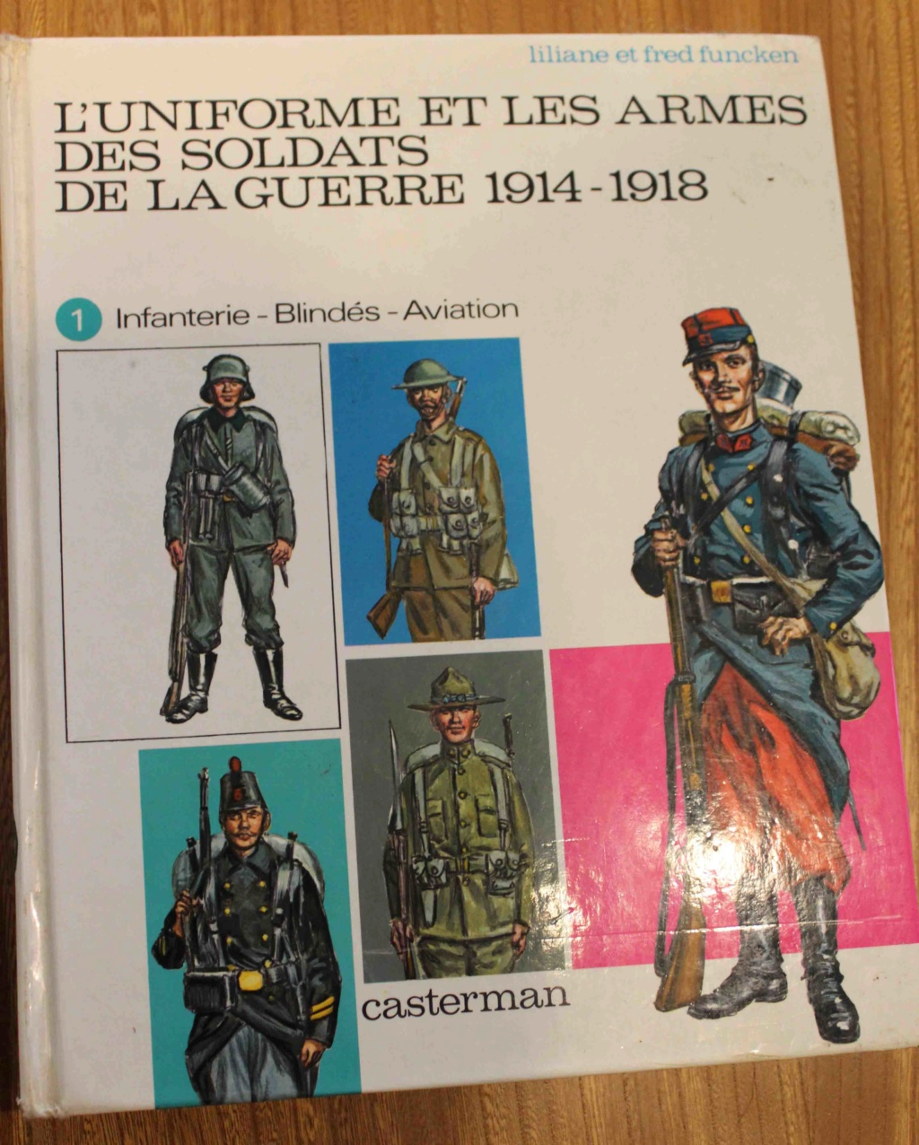 vends livres WW1 Funken10
