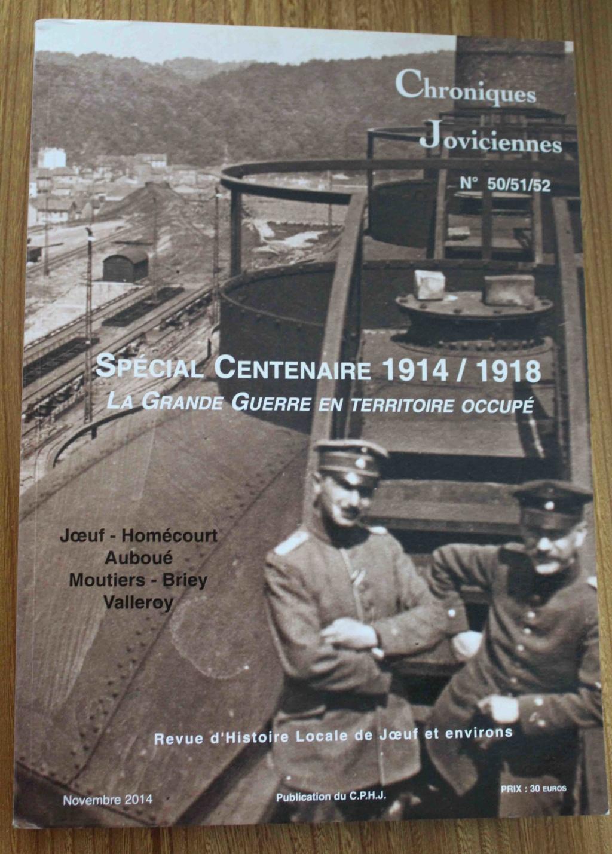 vends livres WW1 Jovici10