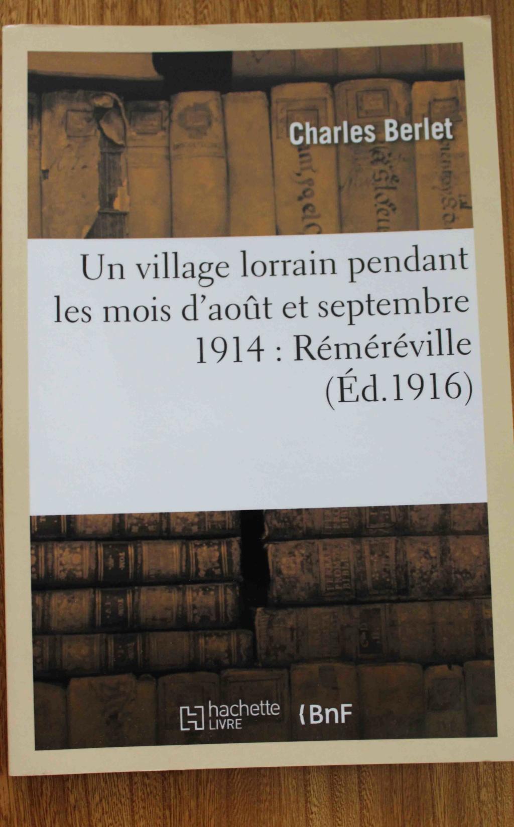vends livres WW1 Remere10
