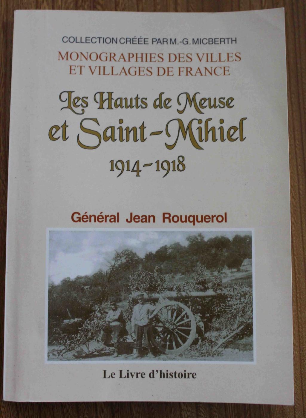 vends livres WW1 St_mih10