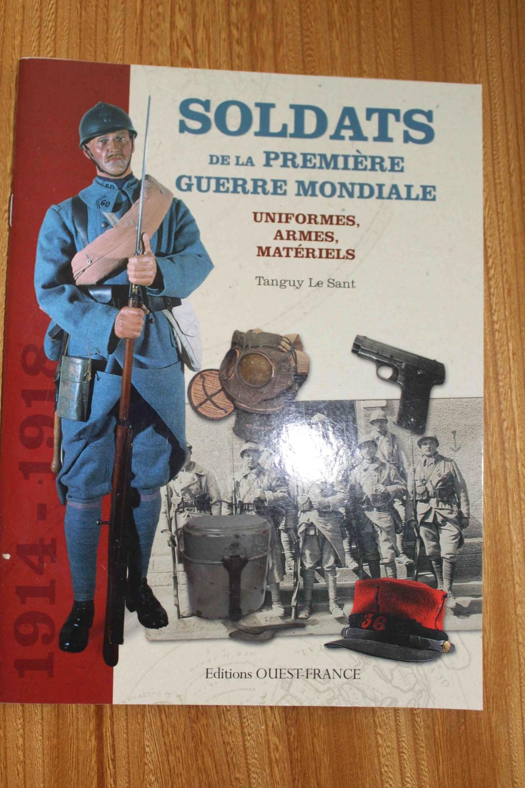 vends livres WW1 Unifor10