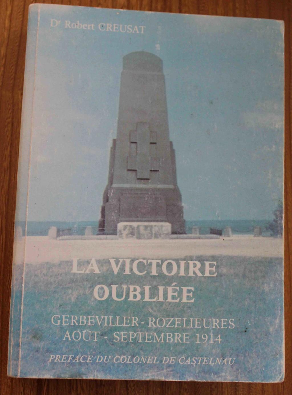 vends livres WW1 Victoi10