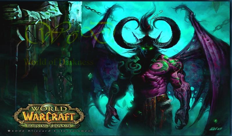 World of Darkness ~ serveur privé WoW