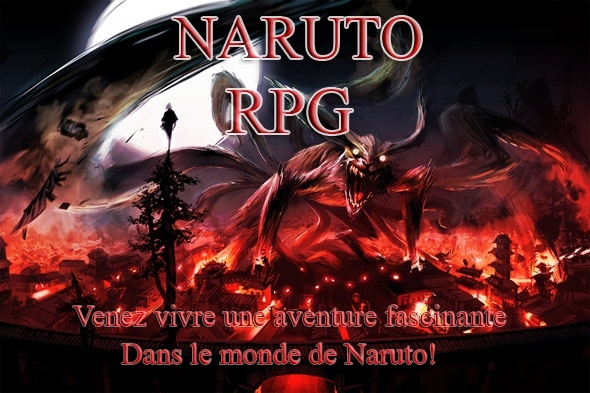 Naruto Role Playing Game