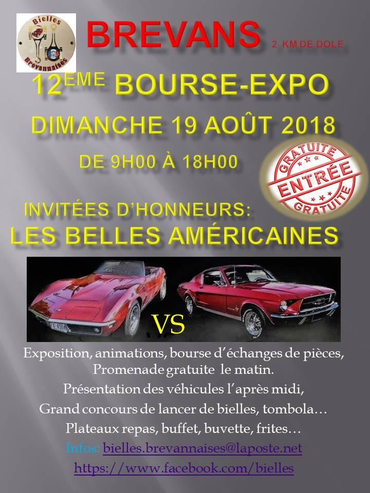 Bourse - Expo à Brevans (39) le 19/08/2018 28056610