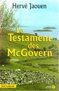 [Jaouen, Hervé] Le testament des Mc Govern 22580610