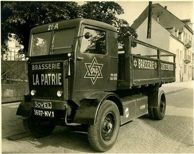 Les BATTERIES DININ : anciennes photos d'usine C1110