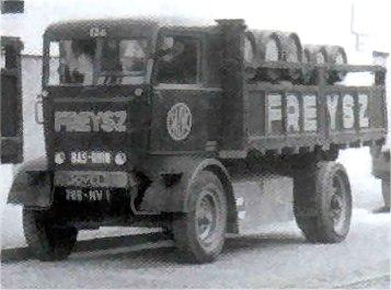 Les BATTERIES DININ : anciennes photos d'usine C710