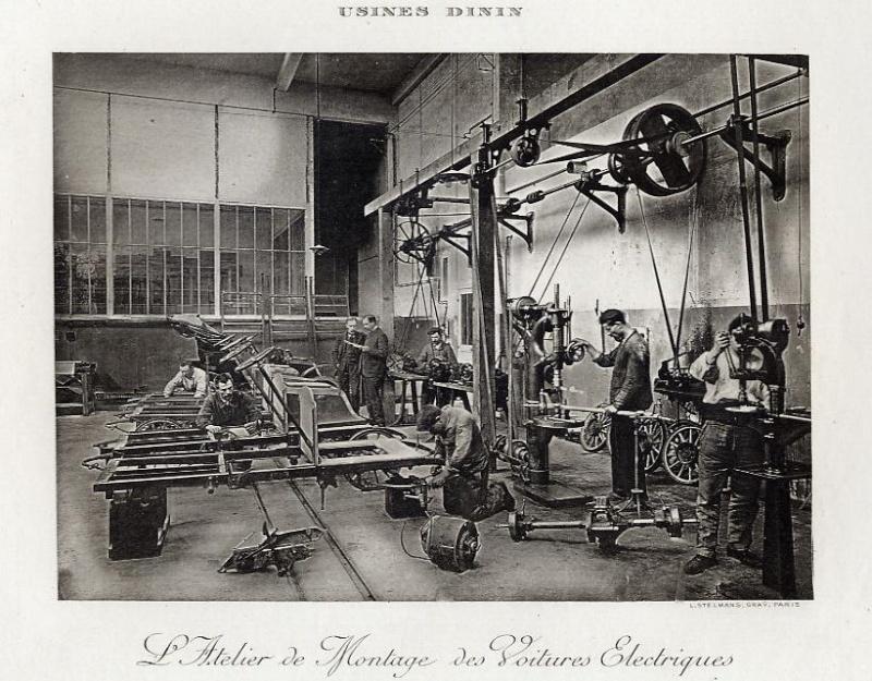 Les BATTERIES DININ : anciennes photos d'usine Dinin_12