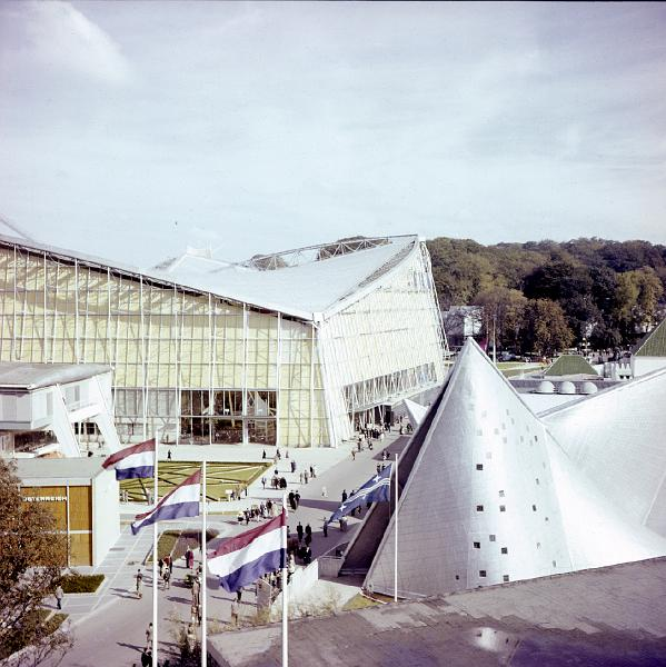 Exposition Universelle 1958 Bruxelles Expo2014