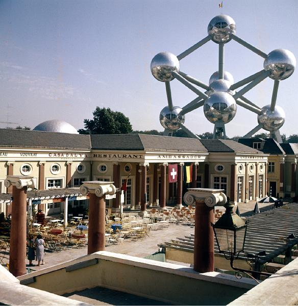 Exposition Universelle 1958 Bruxelles Expo2015