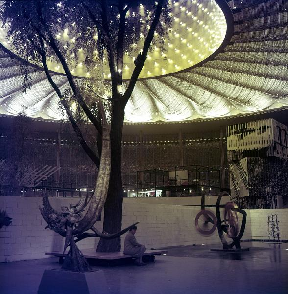 Exposition Universelle 1958 Bruxelles Expo2017