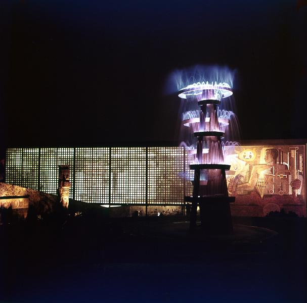 Exposition Universelle 1958 Bruxelles Expo2019
