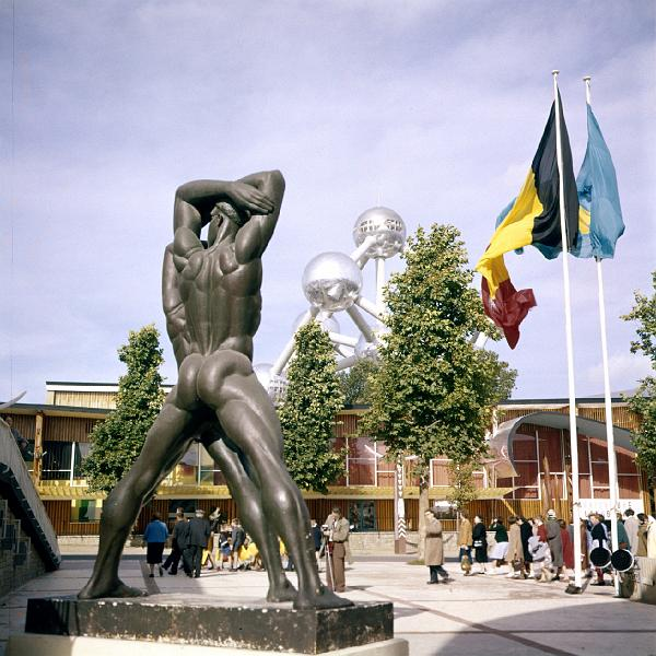 Exposition Universelle 1958 Bruxelles Expo2023