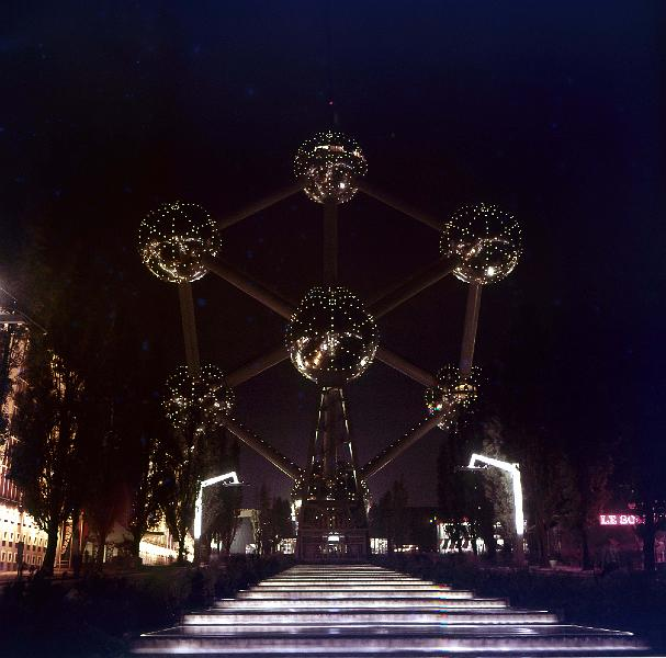 Exposition Universelle 1958 Bruxelles Expo2024