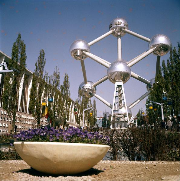 Exposition Universelle 1958 Bruxelles Expo2025