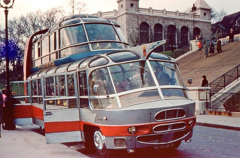 Autobus retro Werfae10