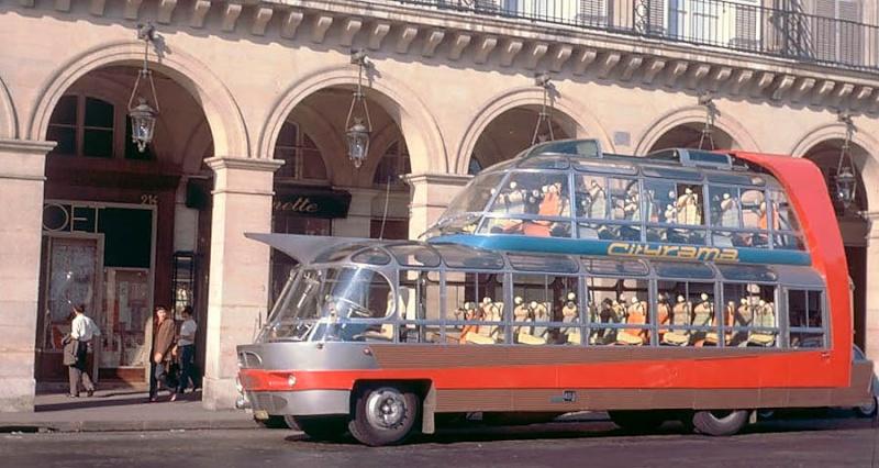 Autobus retro Wfqewf10