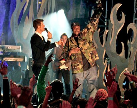 MTV Live Performance 10110