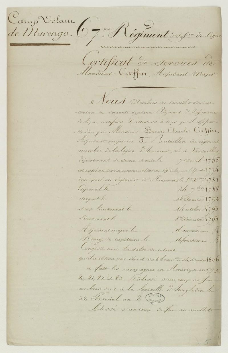 Régiment  du Languedoc et d'Auxerrois 1778 1783 2_atat11