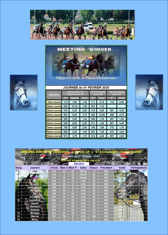 Résultats du Samedi 01/02/2020 0102_211