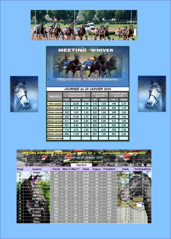 Résultats du Lundi 20/02/2020 2001_211