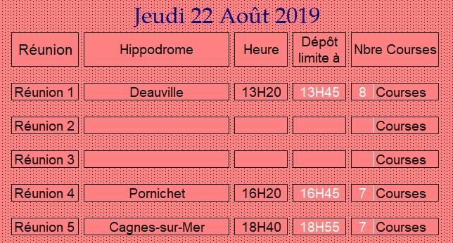 LA CAGNOTTE du Jeudi 22/08/2018 220816