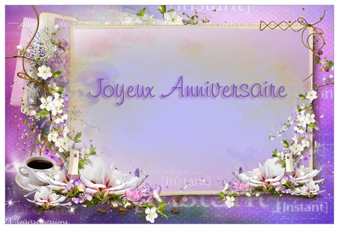 JOYEUX ANNIVERSAIRE LISE Annive33