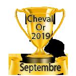 Résultats du Dimanche 22/09/2019 Cheval26