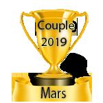 Résultats du Vendredi 15/03/2019 Couple14