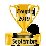 Résultats du Dimanche 22/09/2019 Couple18