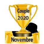 Résultats du Mercredi 31/10/2018 - CLT FINAL OCTOBRE   Couple30