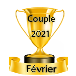 Résultats du Jeudi 12/12/2019 Couple33