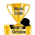 Résultats du Vendredi 28/02/2020 Multi30