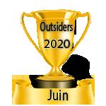 Résultats du Mardi 25/06/2019 Outsid26