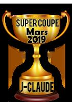 Résultats du Jeudi 07/03/2019 Superc10